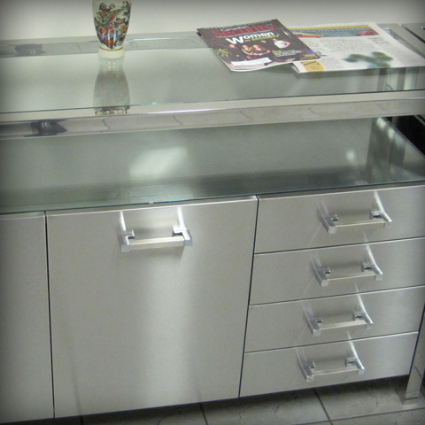 SilverStar Metal Fabricating Inc. - Cabinets, Countertops, Sinks & Hoods