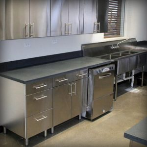 Silver Star Metal Fabricating Inc. - Commercial Kitchens