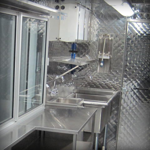 SilverStar Metal Fabricating Inc. - Mobile Food Service