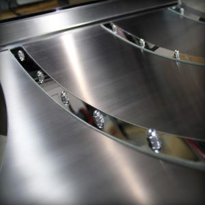 Silver Star Metal Fabricating Inc. - Polishing