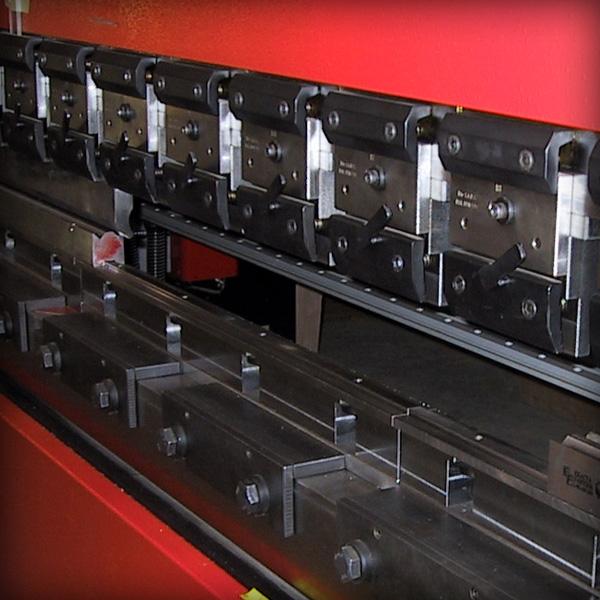 SilverStar Metal Fabricating Inc. - Press Brake Forming