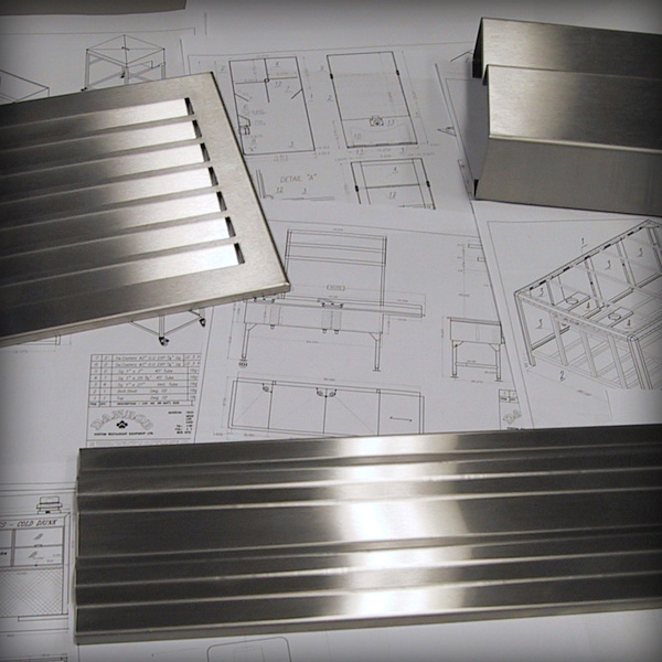 SilverStar Metal Fabricating Inc. - Product Design & Engineering