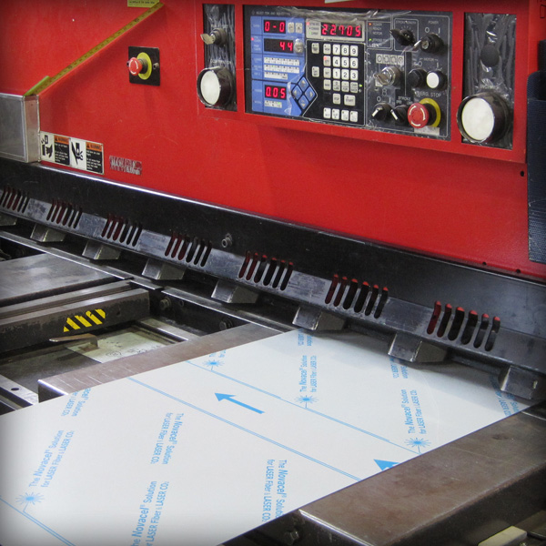 SilverStar Metal Fabricating Inc. - Shearing