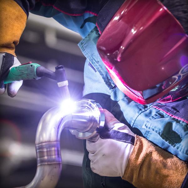 SilverStar Metal Fabricating Inc. - Welding