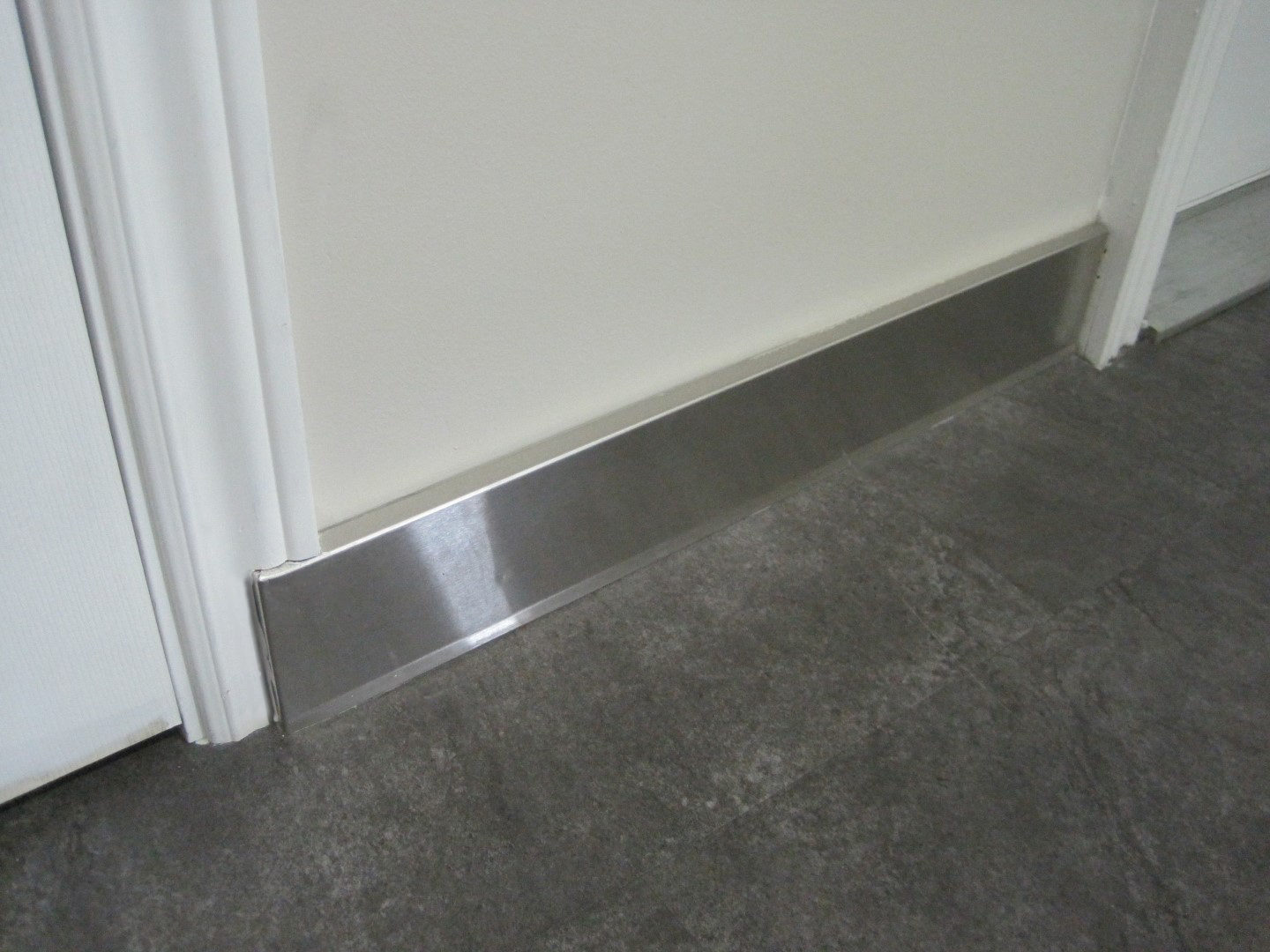 Architectural Baseboards Silver Star Metal Fabricating