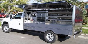 Silver Star Fabricating Inc. - Catering Coffee Lunch Truck