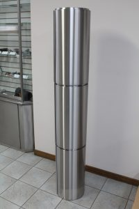 Silver Star Metal Fabricating Inc. - Columns