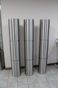 Silver Star Metal Fabricating Inc. - Columns