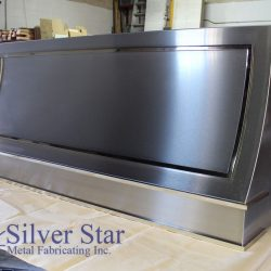 Silver Star Metal Fabricating Inc. -Custom Range Hood Right
