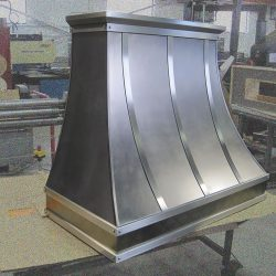Silver Star Metal Fabricating Inc. - Exhaust Hood Left
