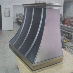 Silver Star Metal Fabricating Inc. -Exhaust Hood Right