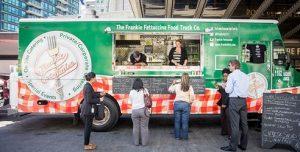 Silver Star Fabricating Inc. - Frankie Fettuccini Pasta Food-Truck