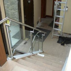 Silver Star Metal Fabricating Inc. - Railings