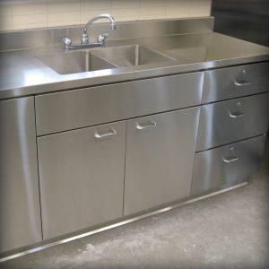 SilverStar Metal Fabricating Inc. - Cabinets