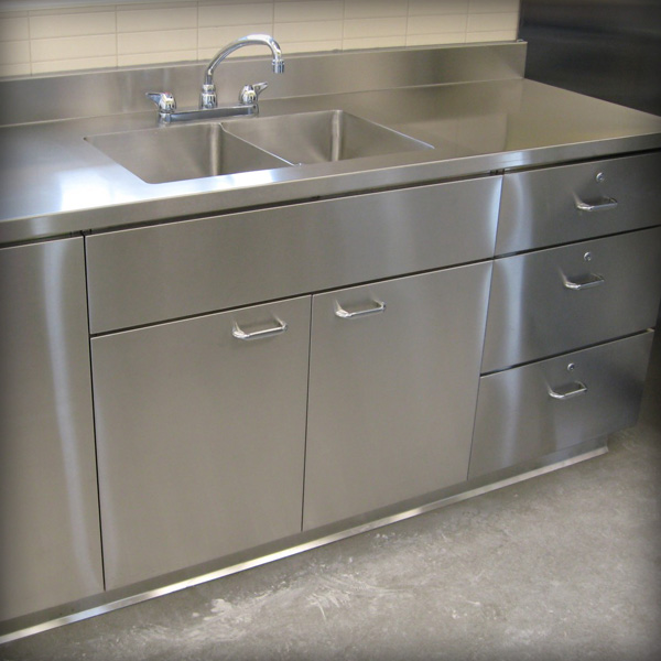 SilverStar Metal Fabricating Inc. - Cabinets