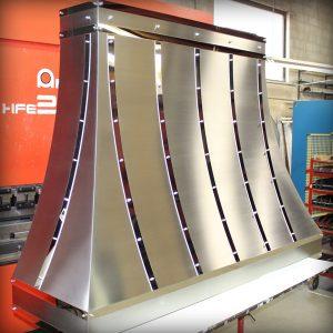 SilverStar Metal Fabricating Inc. - Range (Exhaust) Hoods