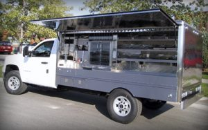 Silver Star Metal Fabricating Inc. - Coffee (Catering) Trucks