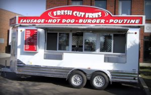 Silver Star Metal Fabricating Inc. - Food (Concession) Trailers