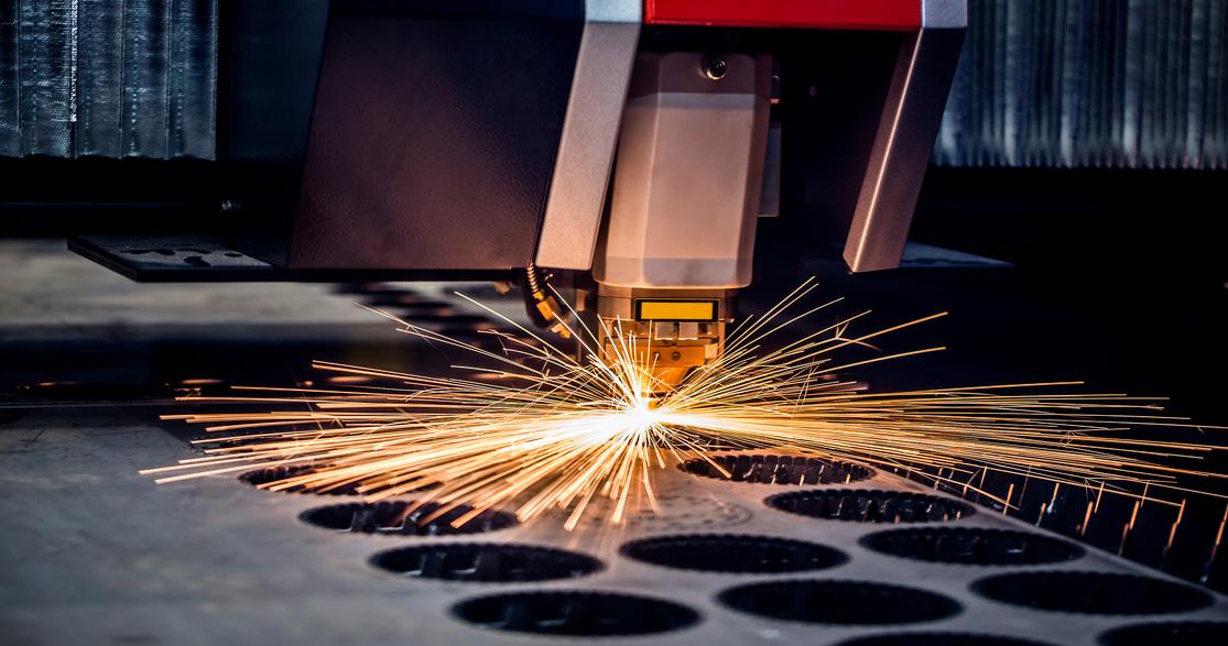Silver Star Metal Fabricating Inc. - Laser Cutting