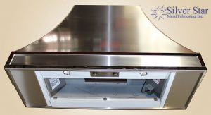 Silver Star Metal Fabricating Inc. -Stainless Exhaust Hood