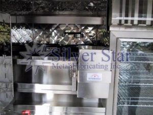 Silver Star Metal Fabricating Inc. - Model DR125