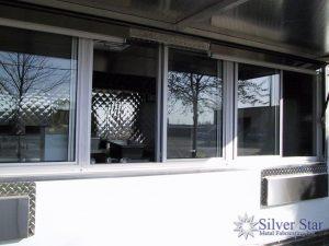 Silver Star Metal Fabricating Inc. - 2008 mobile kitchen trailer