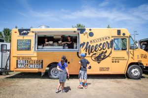 Silver Star Metal Fabricating Inc. – Food Trucks – Our Customers – Meltdown Cheesery (formerly Blue Donkey)