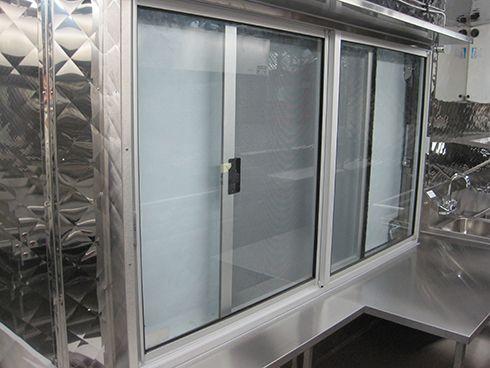 Silver Star Metal Fabricating Inc. - Aluminum Glass Sliding Window