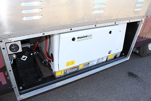Silver Star Metal Fabricating Inc. - Cummins Onboard Generator