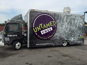 Silver Star Metal Fabricating Inc. – Food Trucks – Our Customers – Untamed Chef
