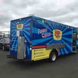 Silver Star Metal Fabricating Inc. – Food Trucks – Our Customers – Funnel Cake Express