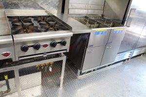 Silver Star Metal Fabricating Inc. – Food Trucks – Our Customers – Bench On The Go (Niagara College)