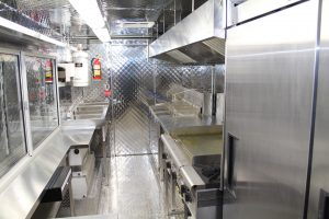 Silver Star Metal Fabricating Inc. – Food Trucks – Our Customers – Lucky Luciano's (formerly Rotstein Fresswagen)