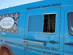 Silver Star Metal Fabricating Inc. – Food Trucks – Our Customers – Curbside Bliss Gourmet Cupcakes