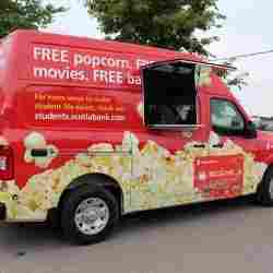 Silver Star Metal Fabricating Inc. – Food Trucks – Our Customers – Scotia Bank (SCENE® Card Promotion)