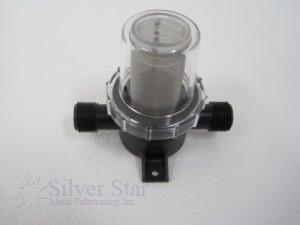 In-Line Water Line Strainer (Filter)
