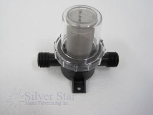 In-Line Water Line Strainer (Filter)