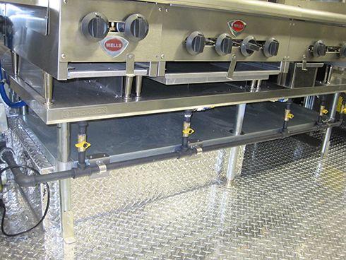 Silver Star Metal Fabricating Inc. - Mount Gas Line
