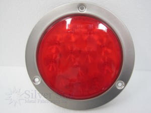 Red Stop Turn Tail Light (LED)