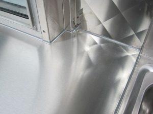 Silver Star Metal Fabricating Inc. - Silicone Sealant