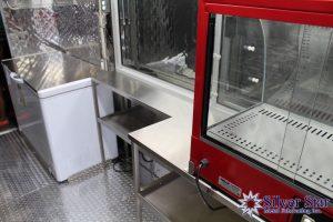 Silver Star Metal Fabricating Inc. – Food Trucks – Our Customers – Trochilus Gourmet Jamaican Jerk Chicken