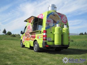 Silver Star Metal Fabricating Inc. – Food Trucks – Our Customers – President's Choice (Loblaws)