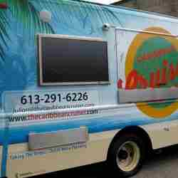 Silver Star Metal Fabricating Inc. – Food Trucks – Our Customers – The Caribbean Cruiser