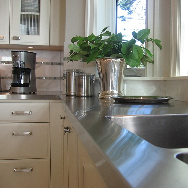 SilverStar Metal Fabricating Inc. - Countertops