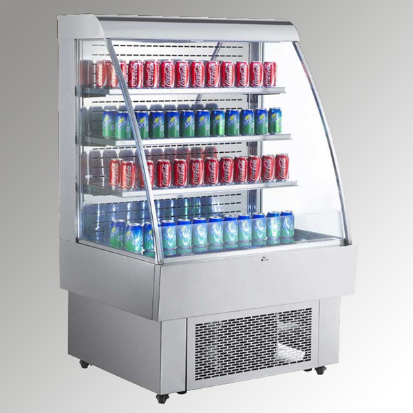 SilverStar Metal Fabricating Inc. - Hot & Cold Serve Merchandisers