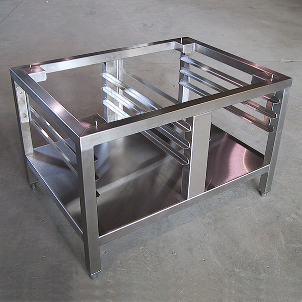 SilverStar Metal Fabricating Inc. - Racks, Shelves, & Stands