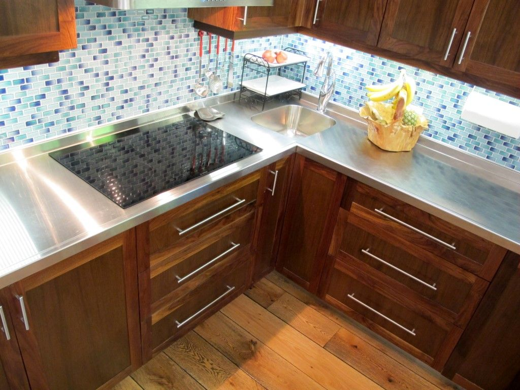 Stainless Steel Countertops Marine Edge Counter Top