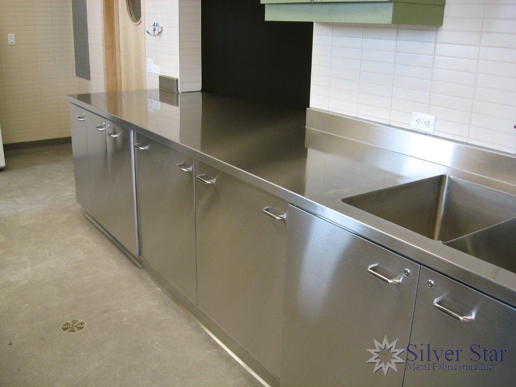 Stainless Steel Countertops The Hub Mid Scarborough